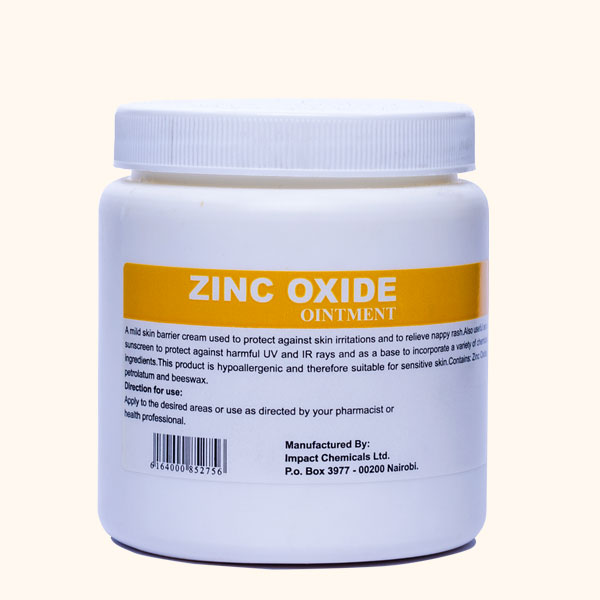 Zinc Oxide Ointment Bases Other Products